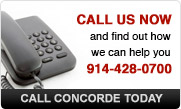 Call  Concorde Personnel, White Plains New York, 914-428-0700